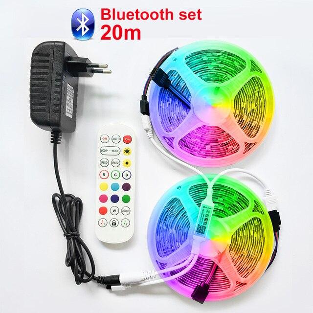 LED Strip Light RGB 5050 SMD Set 6
