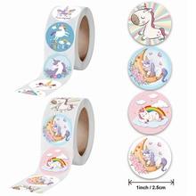 Custom Stickers Teacher Gift Unicorn Decoration Thank-You Party Reward Student