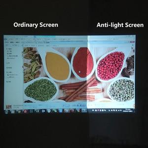 Image 2 - AUN Chống Ánh Sáng Màn Hình Máy Chiếu 120/100/60 Inch. 16:9 Chất Liệu Vải Phản Quang Rạp Hát Tại Nhà, ALR Màn Hình 4K 1080P LED/DLP