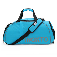 Yoga Fitness Bag Waterproof Nylon Training Shoulder Crossbody Sport For Women And Men Travel Clothes Gym Bags