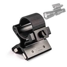 Trustfire gm03 магнитный держатель для фонарика Универсальное