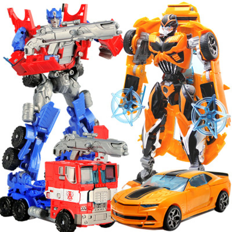 Optimus Prime Bumblebee for Transformers Action Figure Autobot Toy Gift