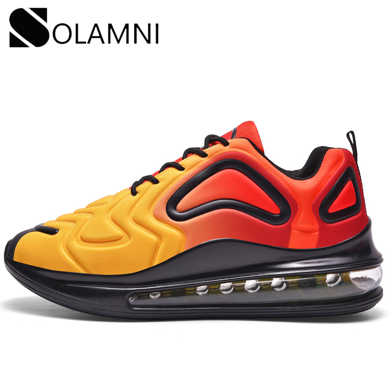 New Mens Casual Shoes Sneakers Air Cushion Male Shoes Outdoor Platform Sneakers Breathable Comfortable Footwear Max Size 47