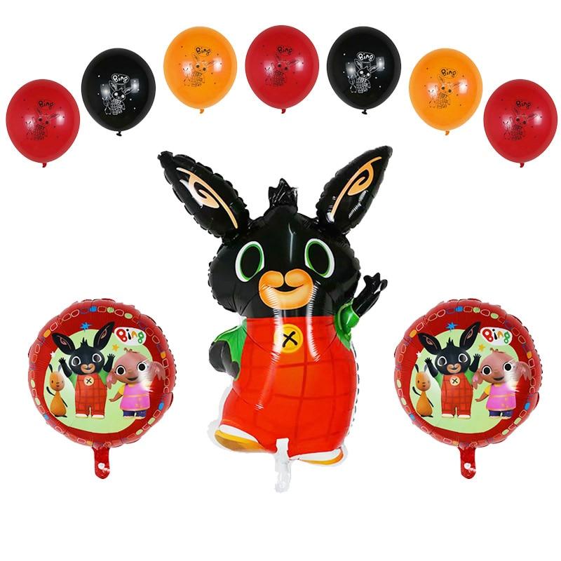 BING Fun Foil Stickers Birthday Christmas Xmas Gift Kids Childrens Cartoon