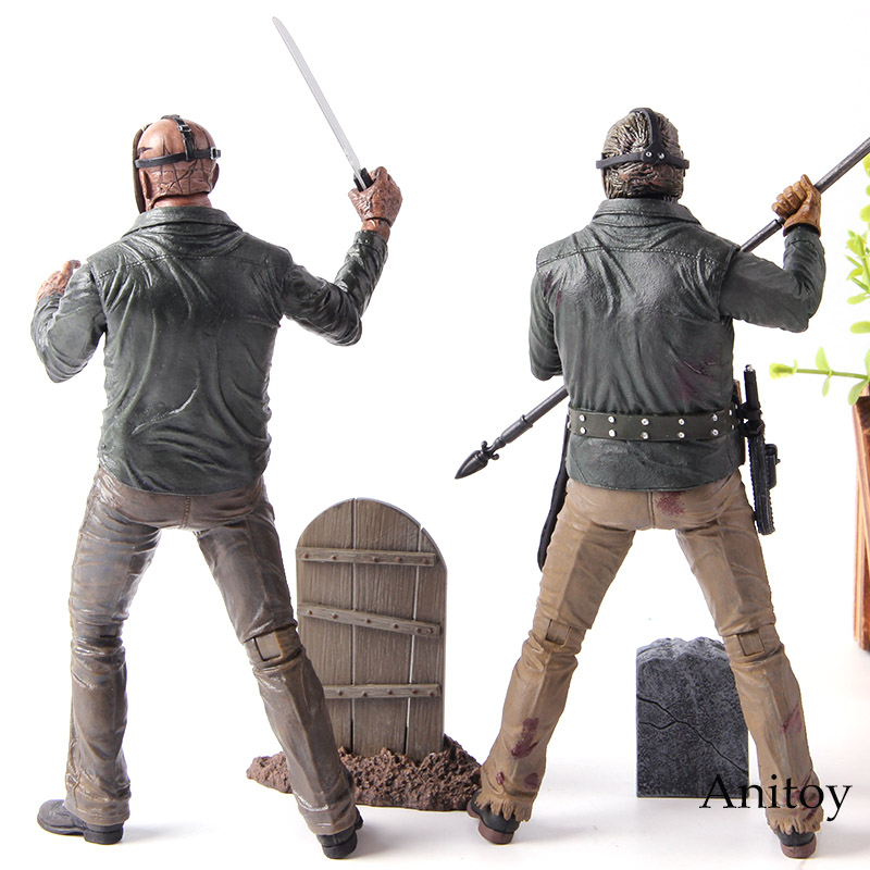 Image 4 - NECA Friday the 13th 2009 Deluxe Edition Jason Voorhees Action Figure PVC Horror Collectibles Model Toy Gift for FriendsAction & Toy Figures   -