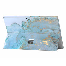 Наклейки для ноутбука с легким рисунком microsoft surface pro5/6