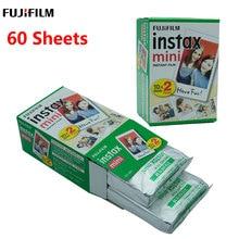 10-60 листов Fuji Fujifilm instax mini Фильм 9 8 пленок белый край пленки для мгновенной мини 9 8 7s 25 50s 9 90 Sp-2 фотобумага