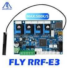 2021 mellow fly rrf e3 v1.0 wi fi 32bit placa de controle reprap firmware atualização duet esposa peças impressora 3d para ender 3/5 pro