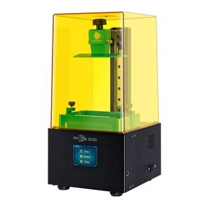 Image 3 - Anycubic 2020新フォトンゼロ3Dプリンタsla液晶プリンタクイックスライスuv樹脂プラスサイズimpresora 3d drucker impressora