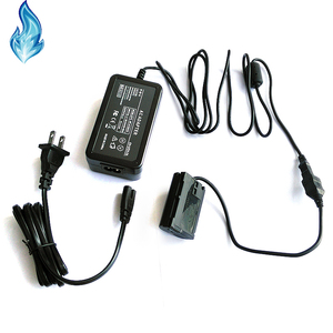Image 3 - AC Power Adapter EH 5 /A/B + EP 5B for Nikon 1V1 D7200 D7100 D7000 D810 D810A D800 D800E D750 D850 D610 & D600 Digital Cameras