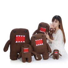Dolls Plush-Toys Domo Kun Japan Stuffed Cartoon Cute for Kid Birthday-Gift Creative