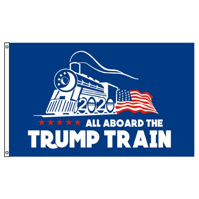 2020 USA President Flag For Donald Trump Flag Keep America Great Drop Shipping 2