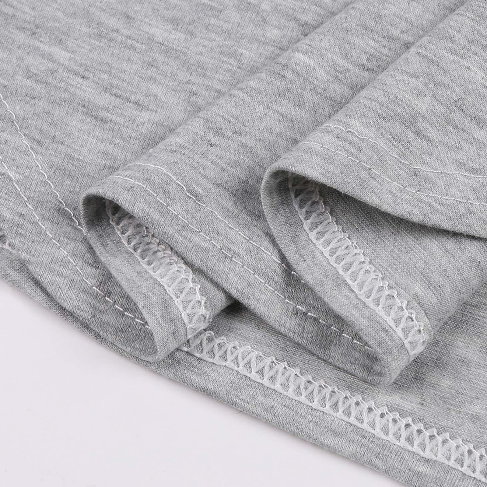 solida com mangas compridas camiseta para mulher gravida roupa amamentadora 05