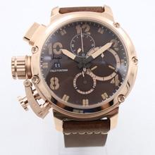 sports watch Men luxury watch rose gold