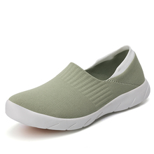 2020 New Fashion Summer Women Comfortable Shoes Casual Sneakers Hollow Out Ladies Flats Torridity Slip On Footwear