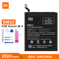 Оригинальный аккумулятор Xiao Mi BM22 3000 мАч для Xiaomi Mi 5 Mi5 M5 высококачественные сменные батареи для телефона