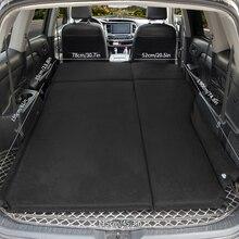 Car Mattress Sleeping-Mat Camping-Bed Inflatable Ultralight SUV 46-Minutes