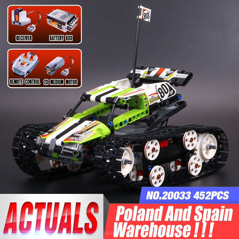Gifts, Technic, With, Model, Tracked, Remote