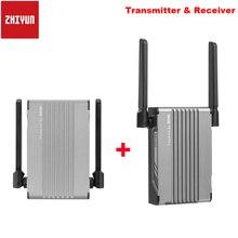 Zhiyun نقل صورة لاسلكية جهاز ريسيفر استقبال وإرسال 1080P HD ل Zhiyun رافعة 2S weebell S استقرار DSLR كاميرا