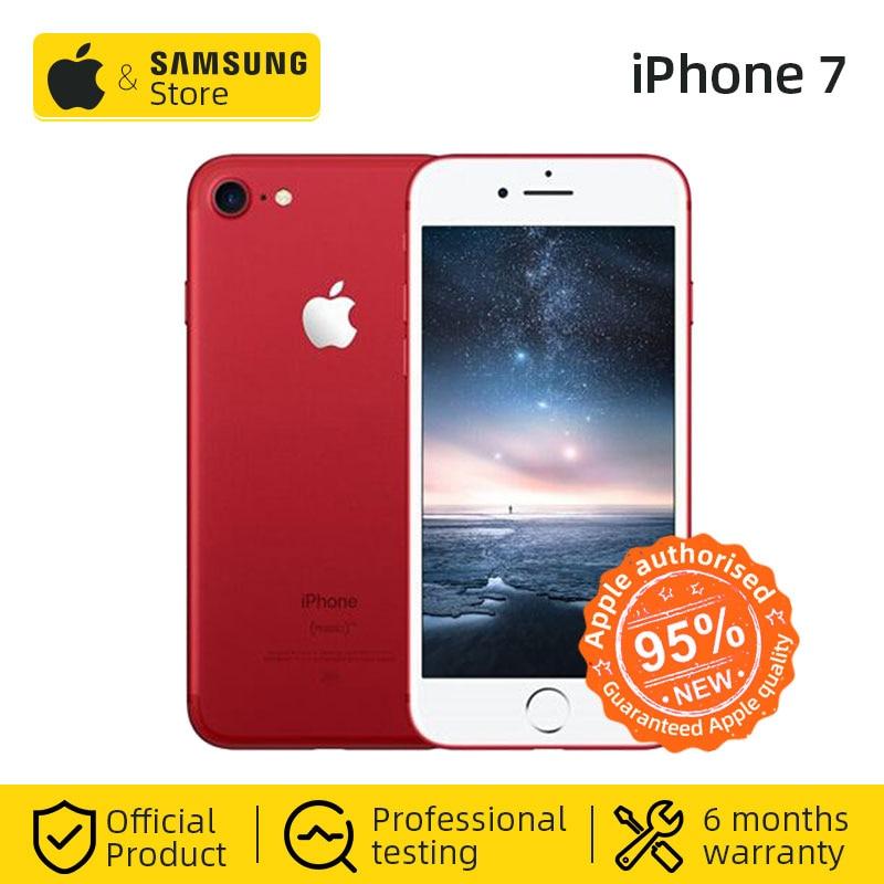 Original Apple iPhone 7 4G LTE Smartphone 32/128GB ROM IOS Mobile phone (Used 99% new