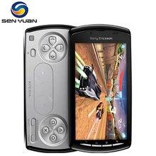 Unlocked orijinal Sony Ericsson Xperia PLAY Z1i R800i R800 oyun Smartphone 3G 5MP wifi A-GPS Android OS cep telefonu