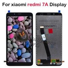 5,45 LCD Für Xiaomi Redmi 7A LCD Display + Touch Screen Digitizer Montage ersatz reparatur teile für Redmi 7A LCD