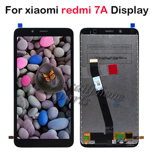 Image 1 - 5.45 LCD For Xiaomi Redmi 7A LCD Display+Touch Screen Digitizer Assembly replacement repair parts for Redmi 7A LCD