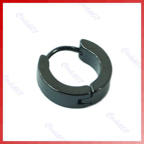 In acciaio inox a caldo Orecchio Clip On Ear Orecchini Studs per Uomo DXAA