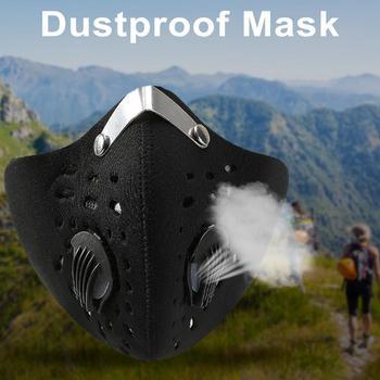 10 pcs anti-fog cycling mask unise