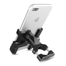 Universal aluminum alloy bicycle mobile phone bracket motorcycle MTB road bike accessories