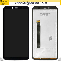 For Blackview BV5500 LCD Display and Touch Screen Assembly For Blackview BV 5500 Pro LCD Phone Accessories
