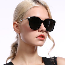 Oversized Sunglasses Fashion Butterfly Pearl Women Mirror Polarized UV400 Sun Glasses Brand Designer Big Square