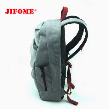 "JIFOME 15.6\"" Laptop Backpack Slim Light Water proof Computer Backpack for Men Women Backpack School Bag for teenage Mochila"