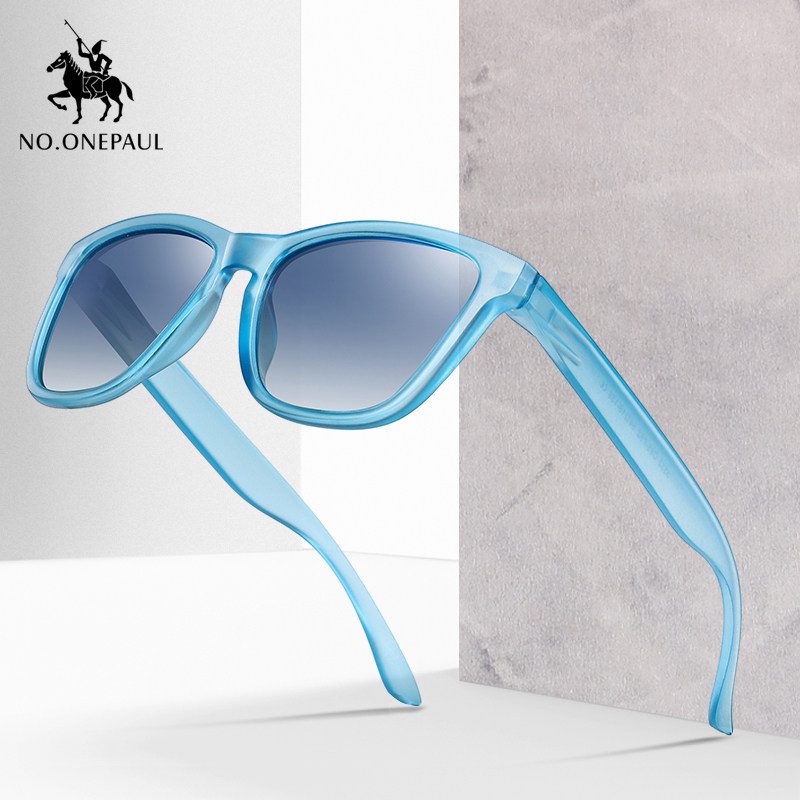 NO.ONEPAUL Men UV400 Protection Eyewear Wooden Original Box Black Walnut Sunglasses Wood Polarized Sunglasses Men Glasses