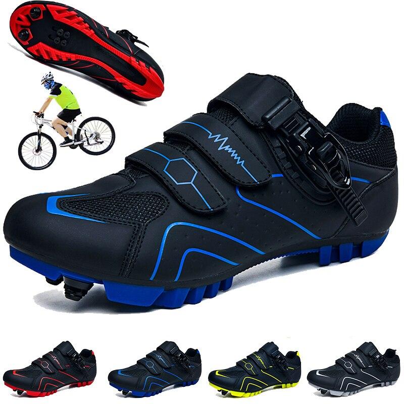 2020 bisiklet ayakkabı sapatilha ciclismo mtb erkekler Sneakers kadınlar dağ bisikleti ayakkabı orijinal bisiklet ayakkabıları atletik yarış ayakkabı