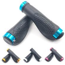 1 пара велосипедных ручек для горной дороги, эргономичные резиновые ручки для велосипеда, ручки для езды на велосипеде