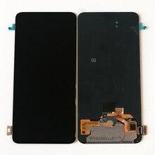 """6.4 """"الأصلي Supor Amoled م & سين ل ممن لهم رينو شاشة الكريستال السائل شاشة لوحة اللمس شاشة محول الأرقام ل ممن لهم رينو LCD الإطار"""
