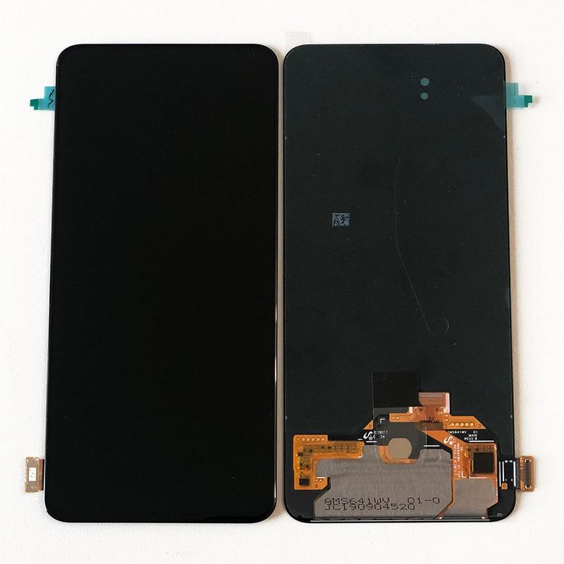 6 4 original supor amoled m sen para oppo reno display lcd tela painel de toque