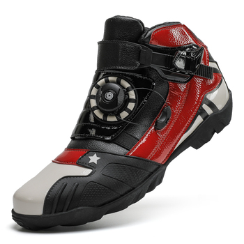 Cycling Shoes Oversized motorcycle shoes men women MTB Road Bike Shoes motorcycle shoes racing shoes