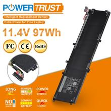 11.4V 97WH 6GTPY Laptop Batterij Voor Dell 5510 XPS 15 9550 9560 6GTPY 5XJ28 Precisie 5510 5520 m5510 M5520 Serie