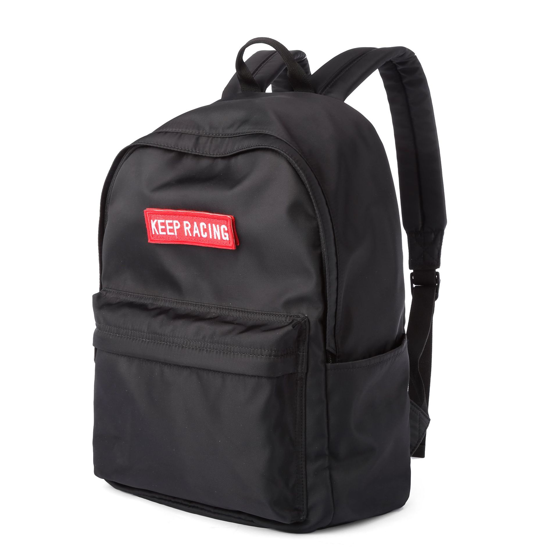 New Style Mens Backpack Korean-style Casual Simple Oxford Cloth Cross-Border