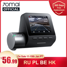 70mai Smart Dash Cam Pro 1944P Voice Control Snelheid Coördinaten Gps Adas 70mai Pro Auto Dash Camera 70mai Plus auto Dvr 24H Parking