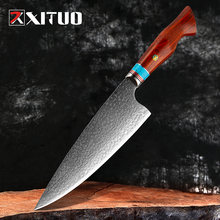 Xituo кухонный нож 8 дюймов японские Многофункциональные ножи