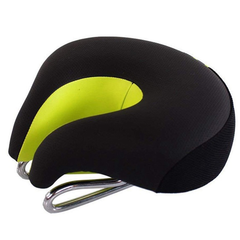 Bicycle Seat No Nose MTB Bike Saddle Comfortable Cushion High Elastic Breathable