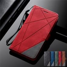 Flip Magnetische Leather Cover Voor Xiaomi Redmi Note 10 Pro Case Redmi Note 10S 10Pro Max 9 9S 9T 9Pro 8 8T 7 Pro Wallet Phone Bags