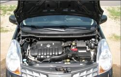 Dla Nissan Note (E11) 2005-2008 przednia maska maski modyfikuj siłowniki pneumatyczne amortyzator wstrząsów wsporniki podnośników samochód stylizacji Absorber