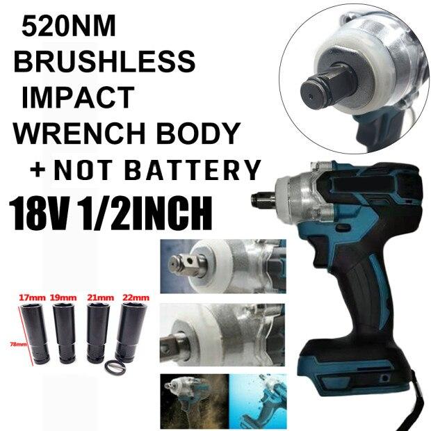 Clé électrique polyvalente lumière LED batterie Rechargeable réparation entretien étagères à bois outils de réparation électrique