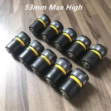 10 sztuk/partia kaseta Mic do mikrofonu bezprzewodowego Shure BETA58 UC SLX 2 SLX4 kapsułka 58A 58 Mic zamienne
