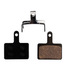 цена на 4 Pairs Semi-metallic Bicycle Disc Brake Pads For Shimano M375 M395 M416 M445 M446 M485 M486 M515 M525 Tektro Orion Auriga Pro