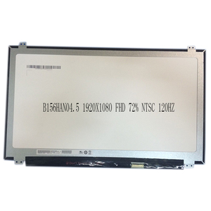 "15.6""LED LCD Screen EXACT FOR AUO B156HAN04.5 1920X1080 FHD 72% NTSC 120HZ eDP 30PIN(China)"